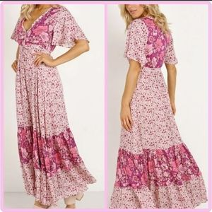 NWT Spell & The Gypsy Collective Winona Gown XXS